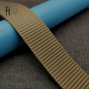 32mm & 38mm Imitation Nylon Webbing for Tactics Belt