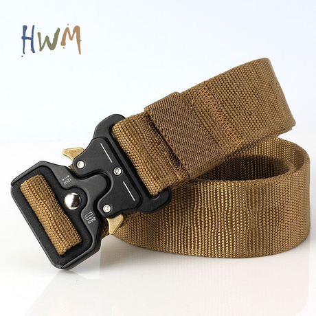 Outdoor Multifunctional Cobra Buckle Belt