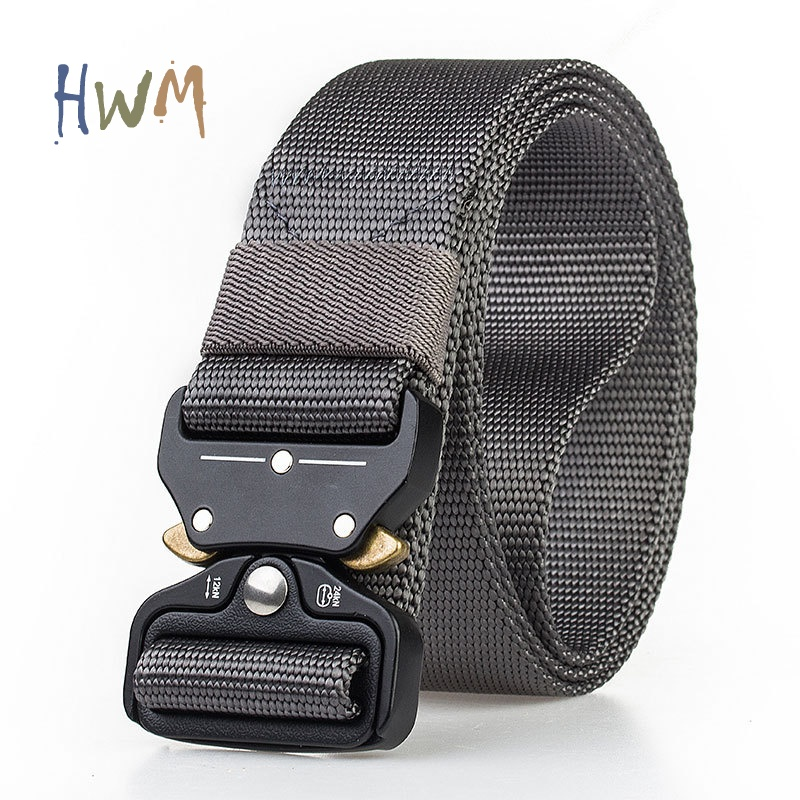 Multifunctional Military Tactical Belt